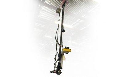 Industiral michine manufacturing: 4 m.anti-rotation arm