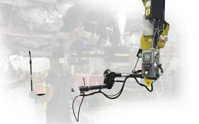 Automotive: pneumatic balanced Custom Zero G